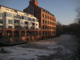 brickhouse at the canal by monojam