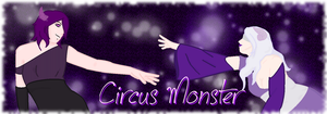 [Xercie Baskerville] Circus Monster [Cover] by TheArchduchess