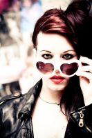 Heart Shaped Glasses by GodSpeed-Photography