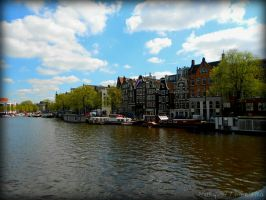 The Beauty Of Amsterdam II by MaRyS90