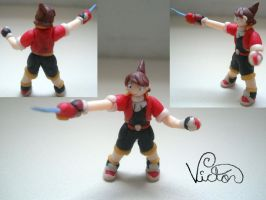 Kellyn Pokemon Ranger by VictorCustomizer