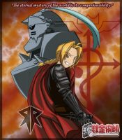 Full Metal Alchemist by Reikun
