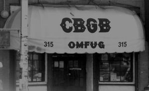 CBGB'S by OLSPUR