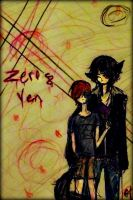 Zero and Ven by Seffen