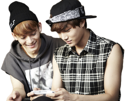 [Render] Chen and Kai - EXO #36 by jangkarin