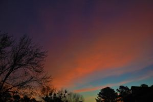 My Morning Sky 1-10-12 by Tailgun2009