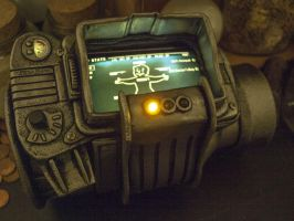 Fallout New Vegas - Pip-Boy 3000 #1 by Folkenstal
