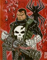 punisher ap card by johnjackman