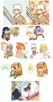 Adventure Time x SNK by Pasuteru-Usagi