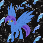Blue Star by bassmegapokemonlover