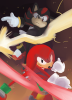 -One Hour Sonic- RIVALS by A-R-Q