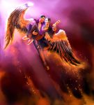 Gat Out Of Hell by Porrie