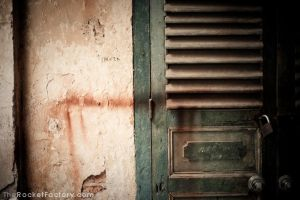 Wall Composition 5 by frankrizzo