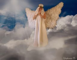 Angel Watching Over Me... by tndrhrtd37