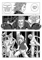 KH2 doujinshi sample 10 by pencafe