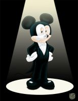 Phantom Mickey by SilverDrgnbane