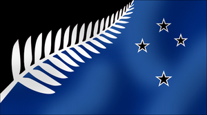 Alt. New Zealand flag by AY-Deezy
