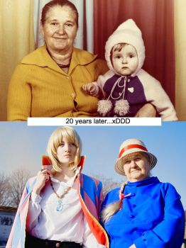 20 years later by kirawinter