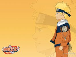 Naruto Wallpaper by dtownley1