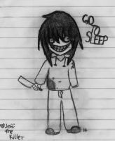 Jeff the Killer by DTKxCronaForTheWin