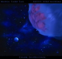 Fairy Tail chapter 518 by JustBester16