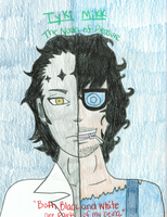 2 faced Tyki Mikk- colored by team-kataang