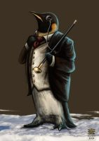 ....penguin? by catandcrown