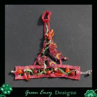 Red Lacewing by green-envy-designs