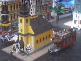 Lego City 5 by V-kony