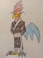 Kung Pow Chicken by Zigwolf