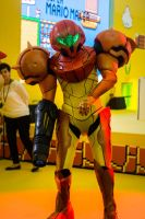 Japan expo 2015 - Metroid by SuperCDeX