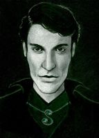 Tom Riddle - Charismatic and Full of Promises by HoneyBean