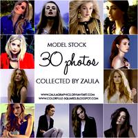 001. Models stock collected by Zaula by ZaulaGraphics