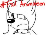 Fail Animation by PokeCatTH-P
