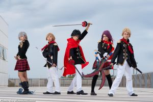 Liar -Final Fantasy Type-0- by FreakySpikyHead