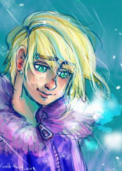 Winter is coming by Corelle-Vairel