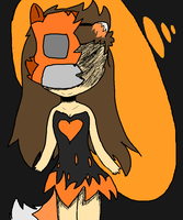 Immy's Halloween Dress~ by Ask-Insane-Immortal