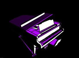 Caulfield's Piano New Light by Dgym