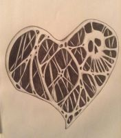 Heart strings by Cammo7495