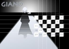 Giano - January - 2010 by Sinanxis