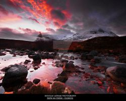 Sron na Creise - Glencoe  . by DL-Photography
