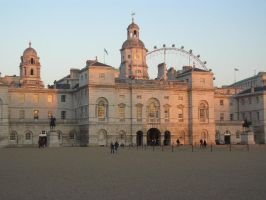 Horse Guards by mimih