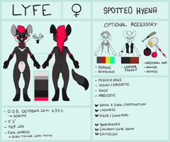 Reference: Lyfe [personal] by DesmodiaDesigns