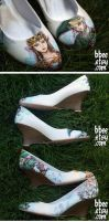 Shoes For Elizabeth 2 by BBEEshoes