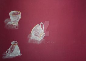 Ghostly Teacups by jg244