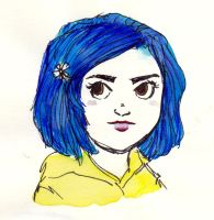 Coraline by LilaBlack