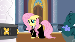 HP Crossover - Fluttershy by sirius-writer