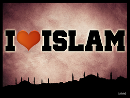 I love ISLAM by ReaLMeS