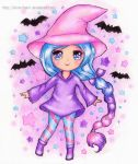 C: Little Witch by SilverChaim