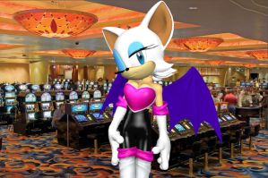 Rouge - Casino Night by Rachidna